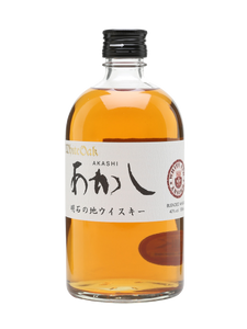 White Oak Akashi Blended Whisky (500ml)