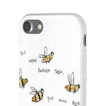 Load image into Gallery viewer, bee enough phone case