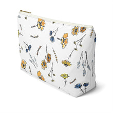 Load image into Gallery viewer, flower pattern pouch
