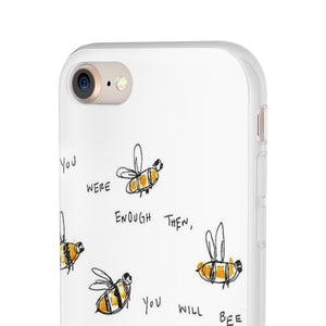 bee enough phone case