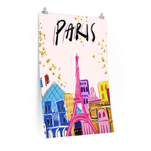 oh so pretty paris *poster*