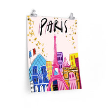Load image into Gallery viewer, oh so pretty paris *poster*