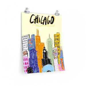 chic chicago *poster*
