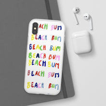 Load image into Gallery viewer, beach bum phone case