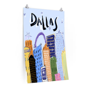 dizzy dallas *poster*