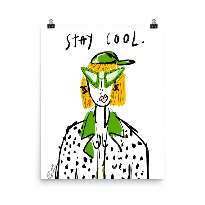 stay cool *poster*