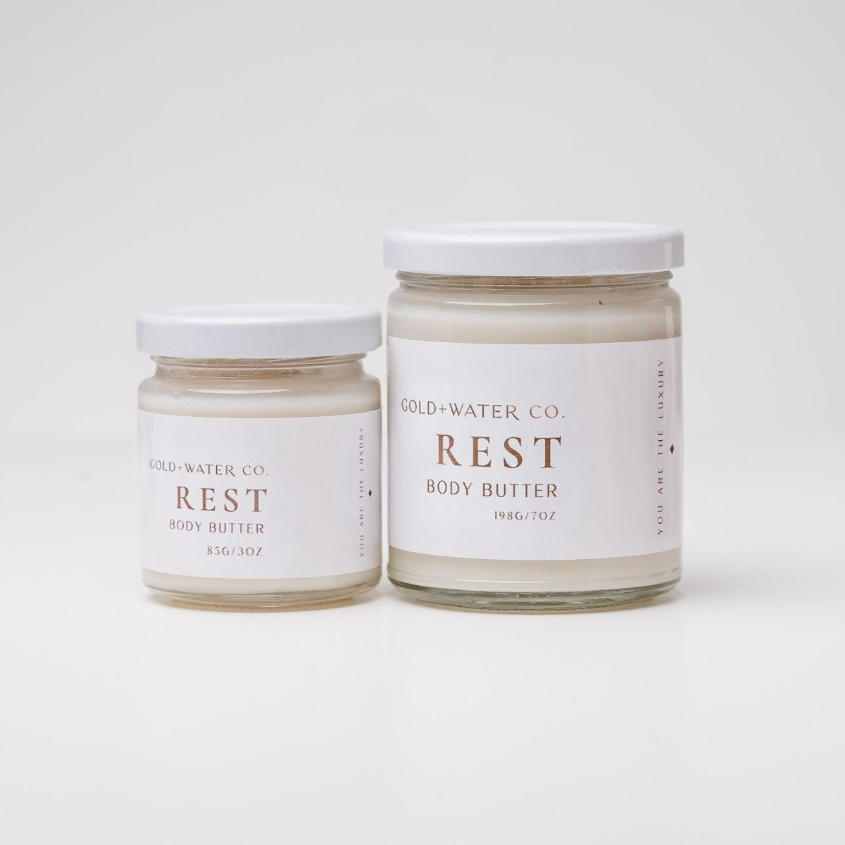 Body Butter - GOLD+WATER CO.