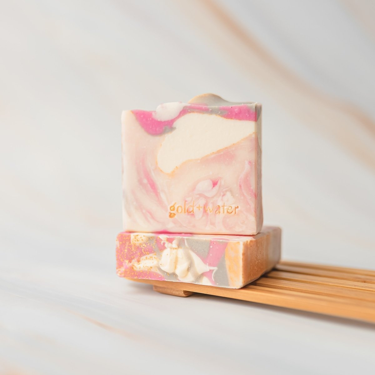 FRAMBOISE | Handcrafted Soap - GOLD+WATER CO.