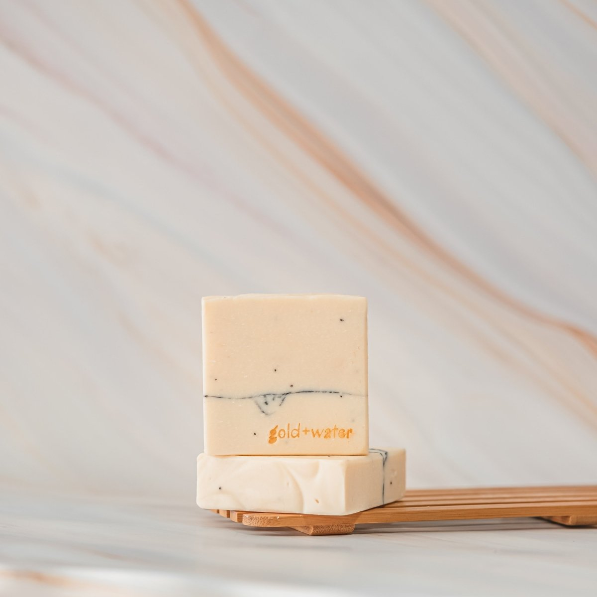 MON COEUR | Handcrafted Soap - GOLD+WATER CO.