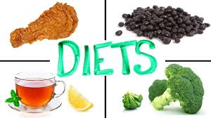 DIETS AND EATING HEALTHY