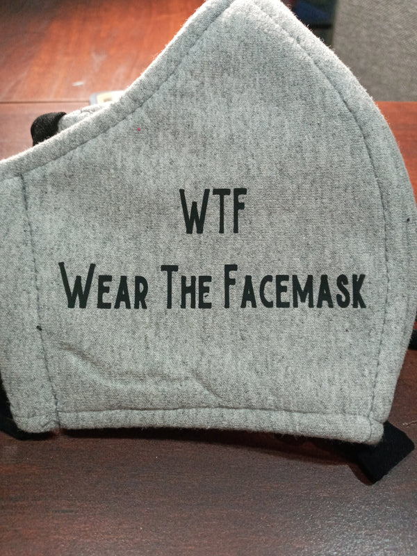 WTF - Where The Fase Mask