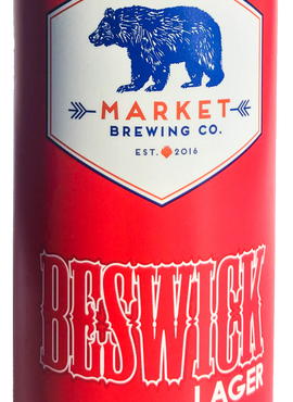Beswick - Lagered Ale (Market Brewing)