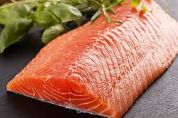 ORGANIC SALMON (2 -8 oz fillet)