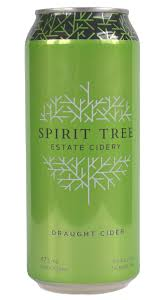 Draught Cider - Spirit Tree Estate Cidery