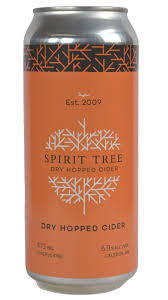 Dry Hopped Cider - Spirit Tree Estate Cider