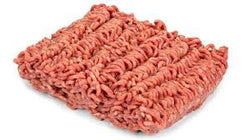 Ground beef (1+ lb)