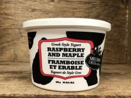 RASPBERRY YOGURT