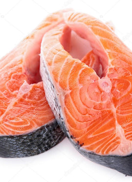 Organic Iceland Salmon steak
