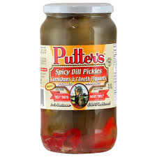 PUTTERS SPICY DILL