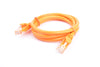 8Ware Cat6a UTP Ethernet Lan Cable 1m Snagless-�Orange