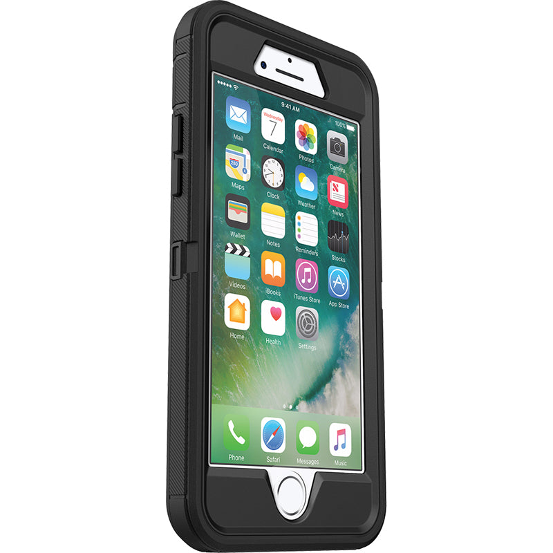 Otterbox Defender Rugged Case for iPhone 8/7 - Black