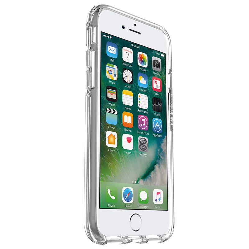 OtterBox Symmetry Clear Case For iPhone 8 Plus/7 Plus Clear
