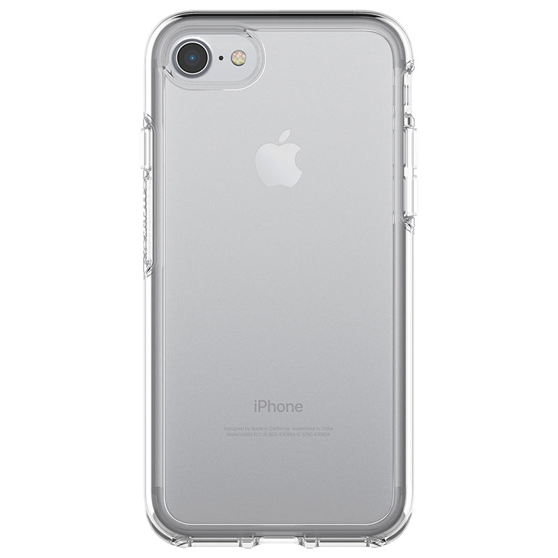 OtterBox Symmetry Clear Case For iPhone iPhone 7/8 Clear