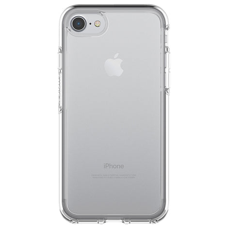 Otterbox Symmetry Clear Case suits iphone 7/8 - Clear