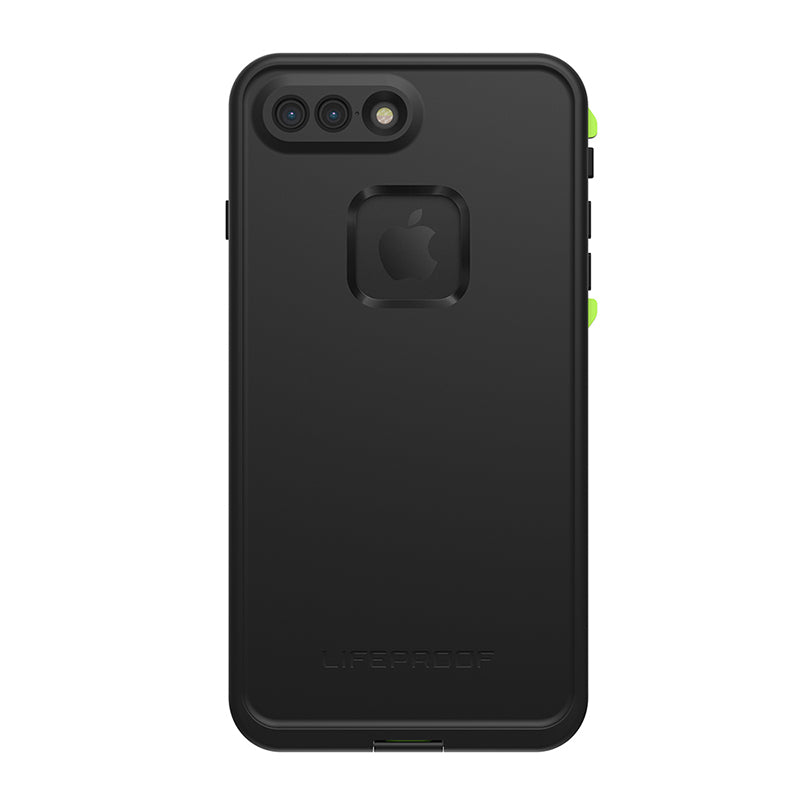 LIFEPROOF FRE 360o WATERPROOF CASE FOR IPHONE 8 PLUS/7 PLUS - BLACK/LIME