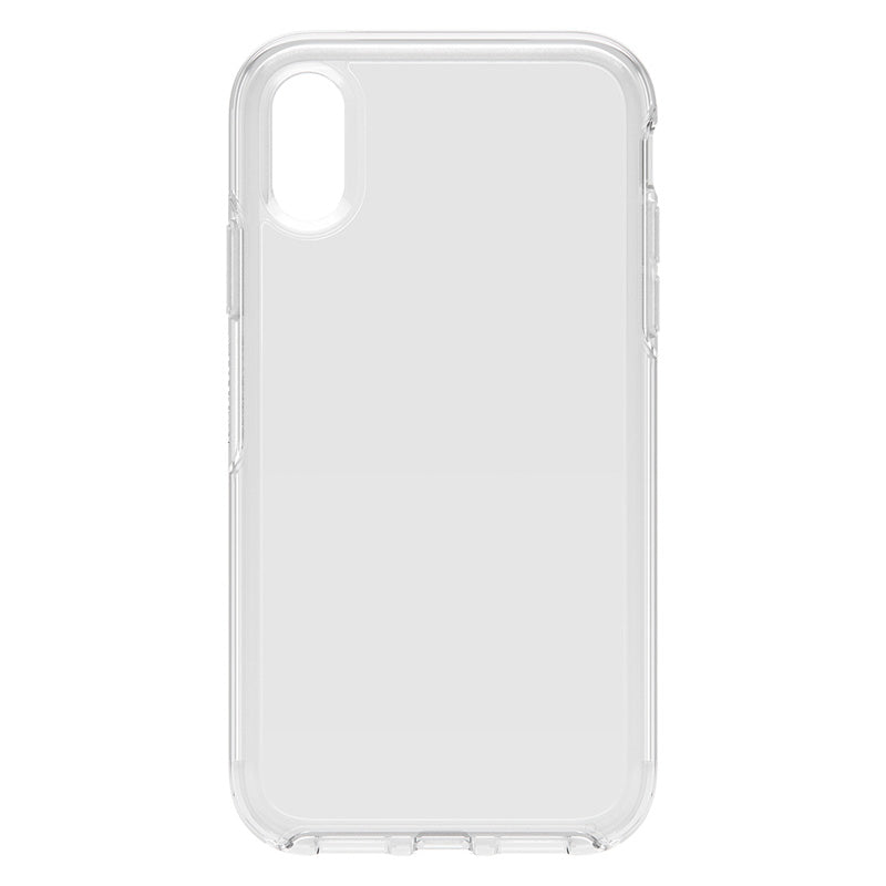 OtterBox Symmetry Case/Cover Protector Drop Protection for Apple iPhone XR Clear