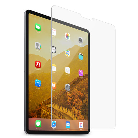 "Cleanskin Glass Screen protector For apple iPad Pro 12.9"" (2018)-Clear"