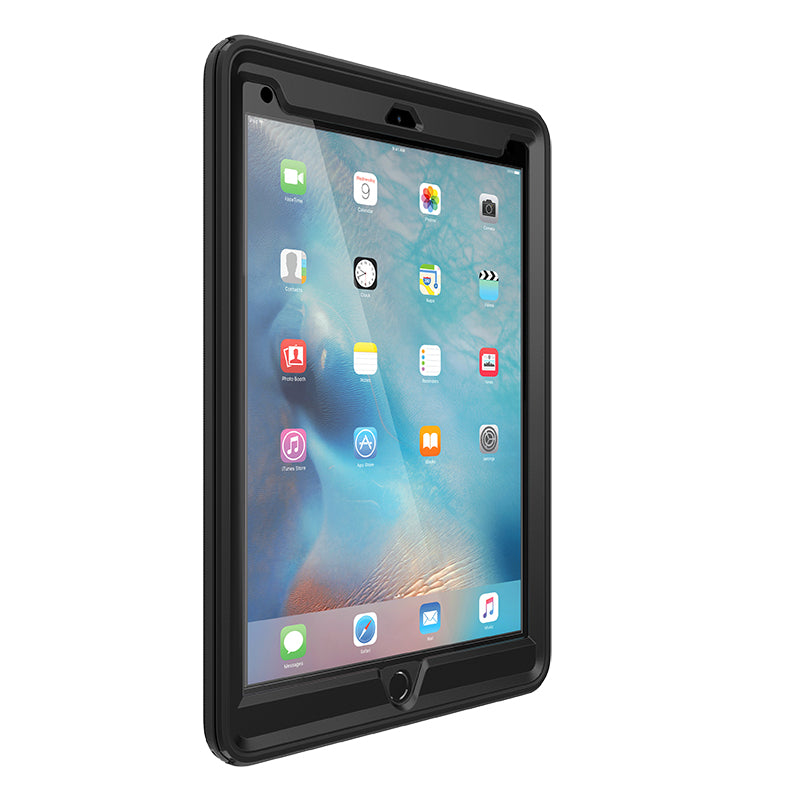 Otterbox Defender Case Suits ipad 9.7 (2017 5th Gen / 2018 6th Gen ) - Black