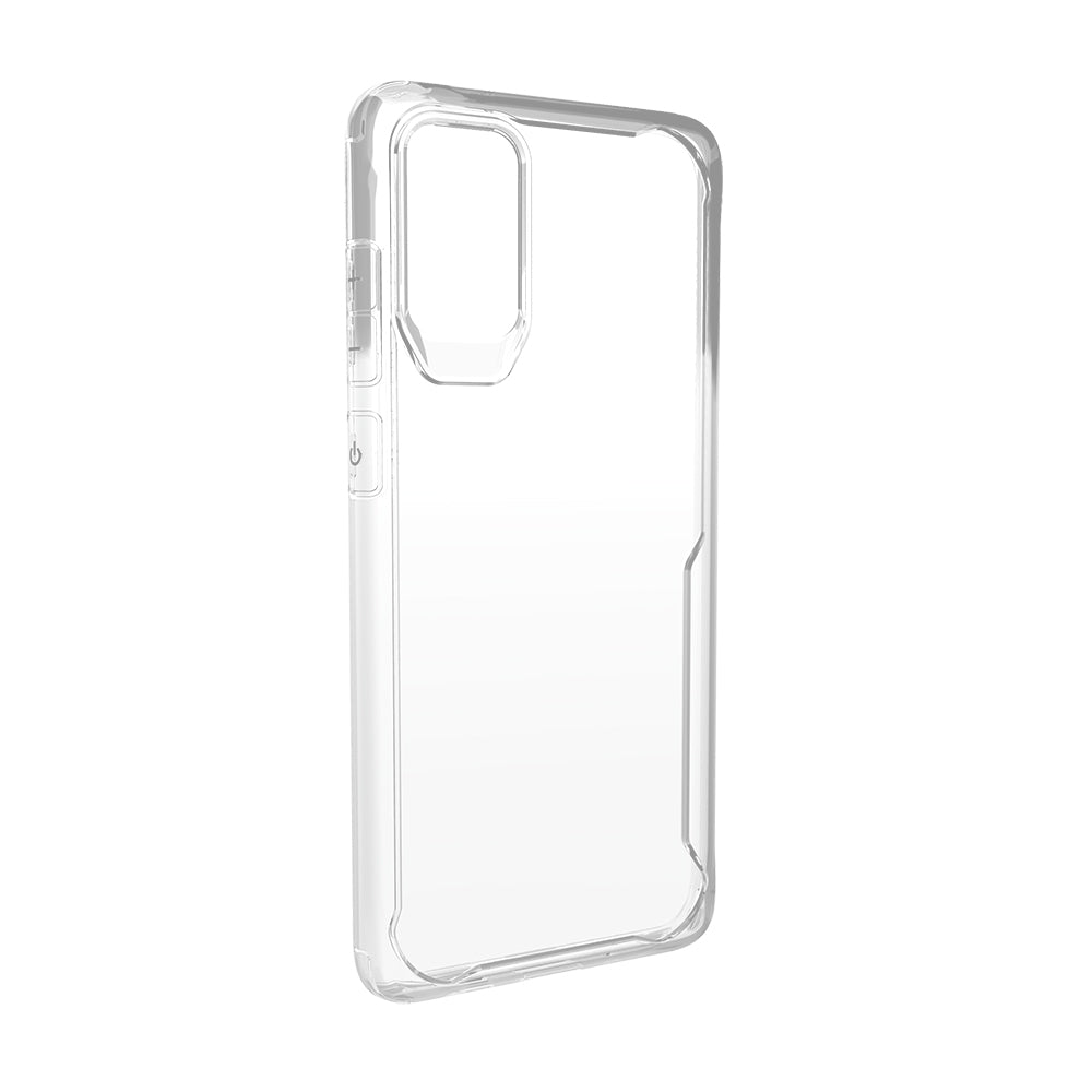 Cleanskin Protech clear Case cover Samsung Galaxy S20 (6.2) - Clear