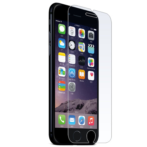 Cleanskin Tempered Glass Screen Guard - For iPhone SE\8\7\6s\6