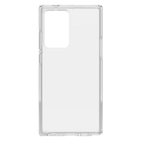"OtterBox Symmetry case cover - For Galaxy Note20 Ultra (6.9"")-Clear"