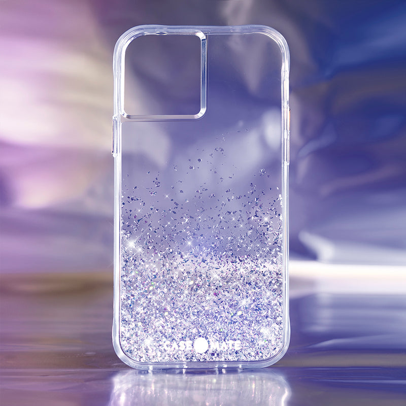"CASEMATE Twinkle Ombre Case For iPhone 12/12 Pro (6.1"") - Twinkle Stardust"