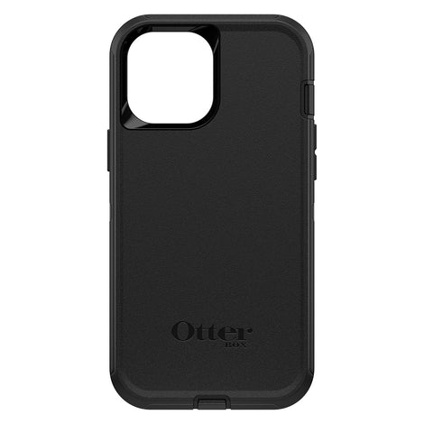 For iPhone 12 Pro Max  case cover genuine OtterBox Defender Series - Black