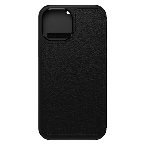 For iPhone 12/12 Pro case cover genuine OtterBox Strada Series - Shadow