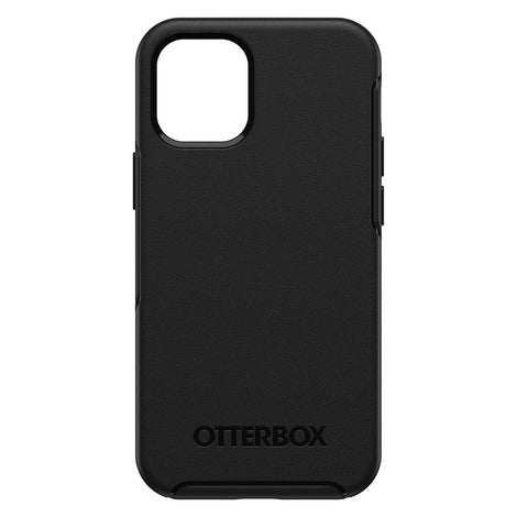 For apple iPhone 12 mini cover genuine OtterBox Symmetry Series -  Black