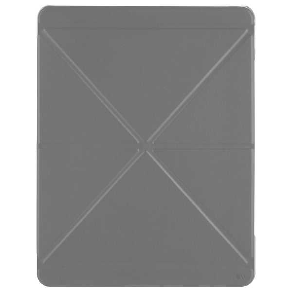 Case-Mate Multi Stand Folio Case - For iPad 10.2 (2019 7th gen) - Light Grey