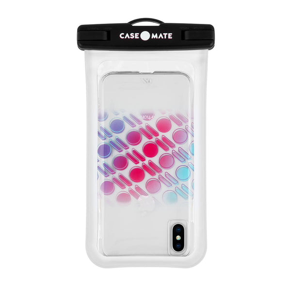 "Case-Mate Waterproof Pouch Case - For Universal up to 6.5"" Device"