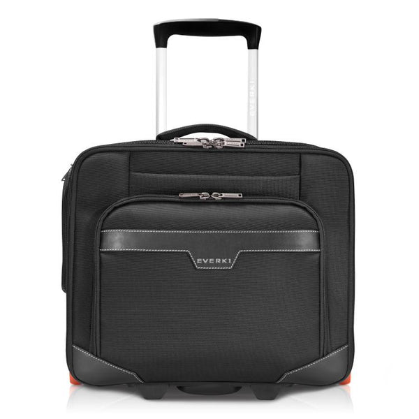 Everki 16 inch Journey Trolley Bag with 11-Inch to 16-Inch Adaptable Compartment