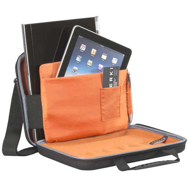Everki 12.1 inch notebook Hard Case With Separate Tablet Slot