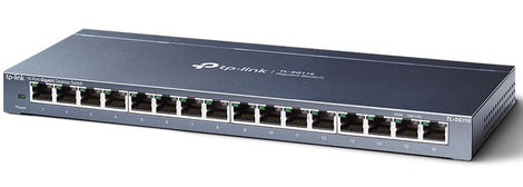 TP-Link TL-SG116 16-Port Gigabit Unmanaged Pro Switch