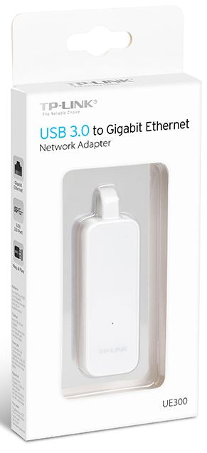 TP-Link USB 3.0 To Gigabit Ethernet Network Adapter - White
