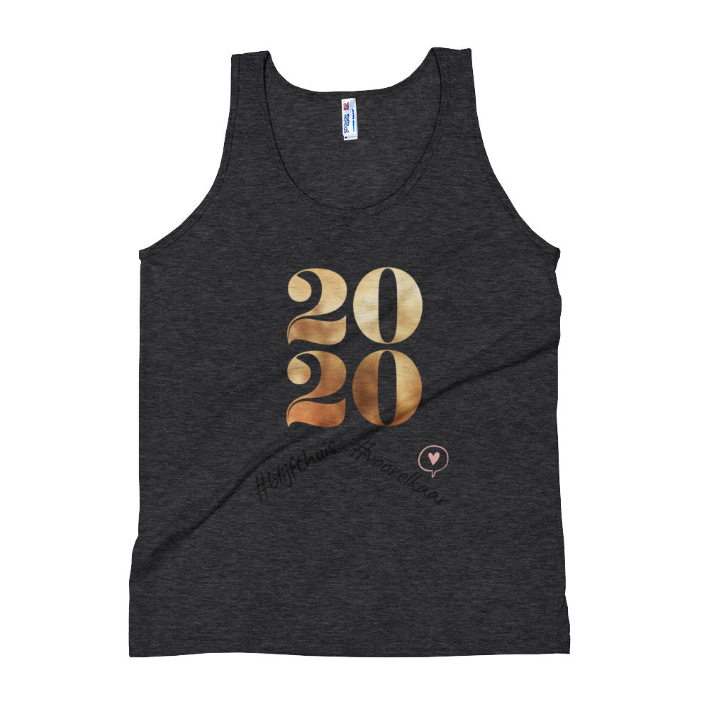Women's Racer Back Tank Top (2020)
