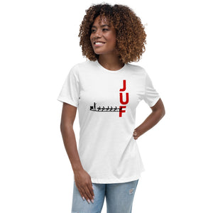 Relaxed T-shirt voor dames