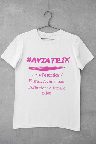 Crew neck T-Shirt (Aviatrix)