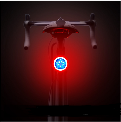 Allen's Star Bicycle Taillight