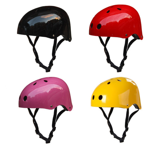 Black Red Pink Yellow Helmet